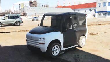 11/2019, Zetta Elektroauto Russland
