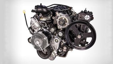 11/2020, 7,3 Liter V8 Benziner Ford F-250