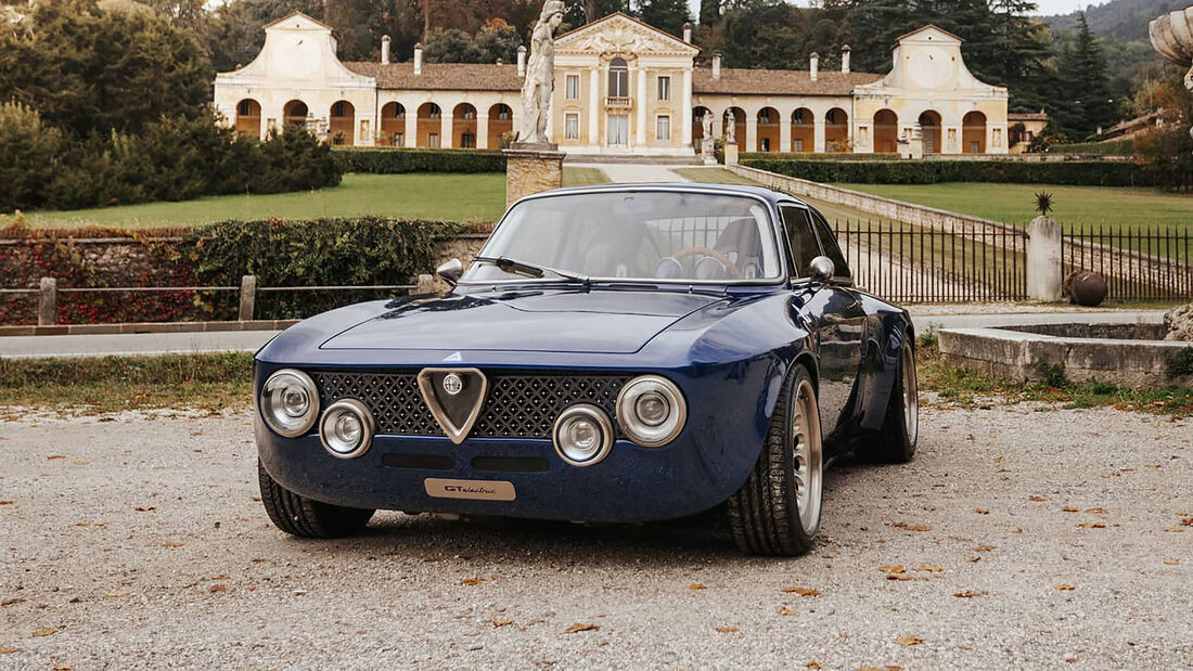 11/2020, Alfa Romeo GT Electric Restomod