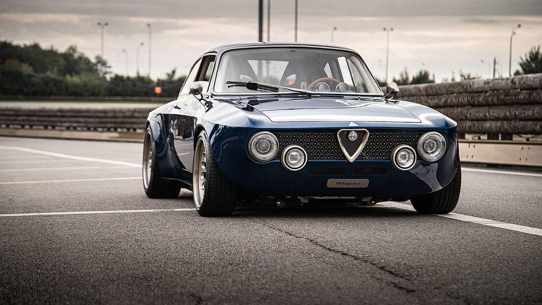 11/2020, Alfa Romeo GT Electric Restomod