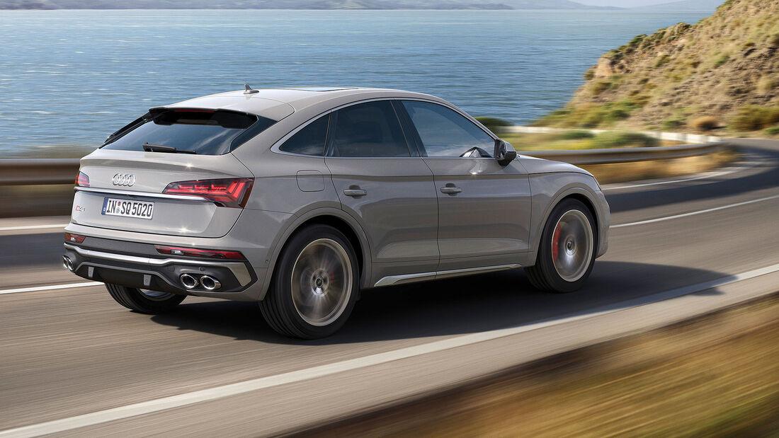 11/2020, Audi SQ5 Sportback TDI
