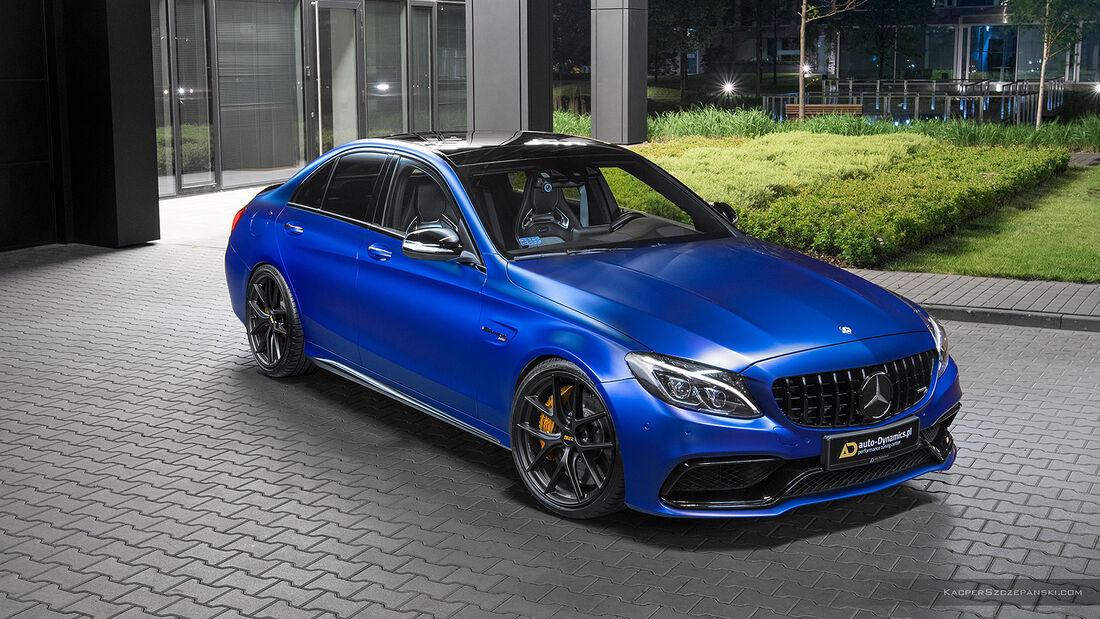 11/2020, Auto-Dynamics Mercedes-AMG C 63 S