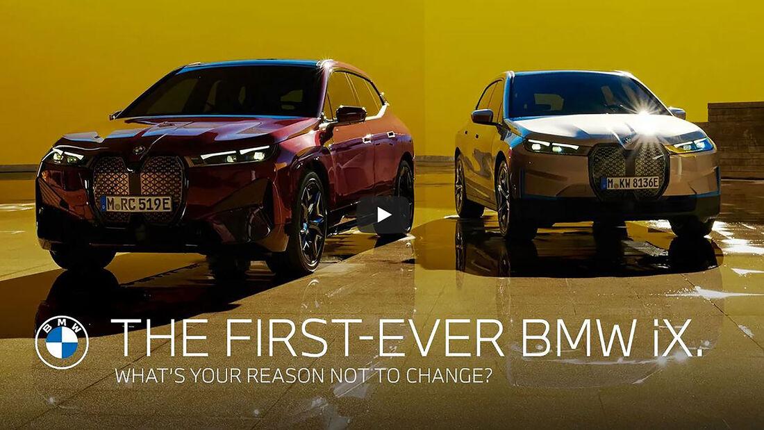 11/2020, BMW iX Design-Kritik Social Media