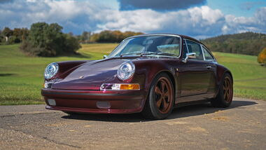 11/2020, DP Motorsport Ruby auf Basis Porsche 964