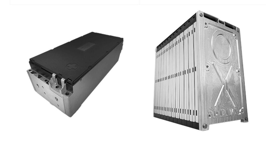 11/2020, Electric GT Batteriemodule zum Nachrüsten