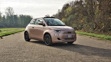 11/2020, Fiat 500 Cabrio