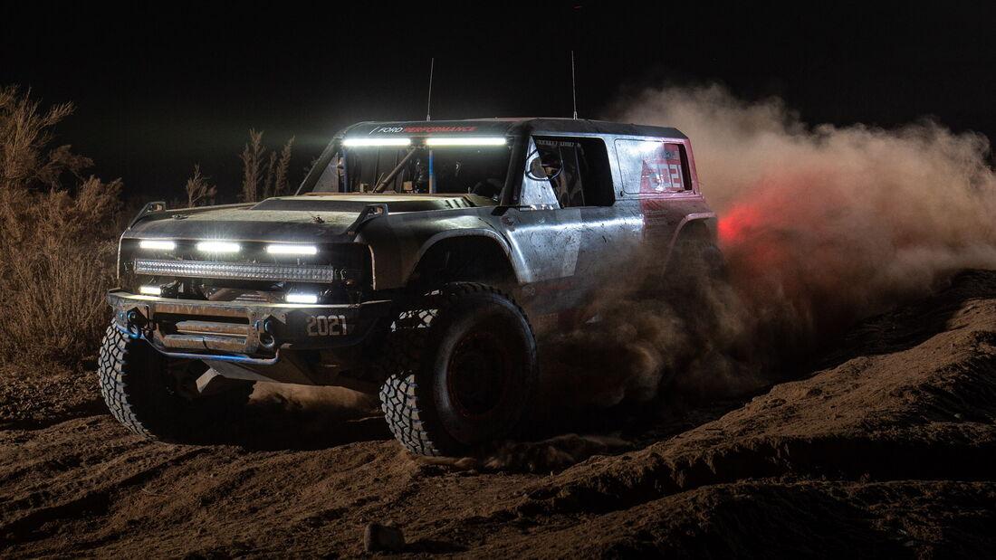 11/2020, Ford Bronco R Prototype Baja 1000