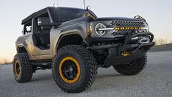 11/2020, Ford Bronco auf der SEMA 2020