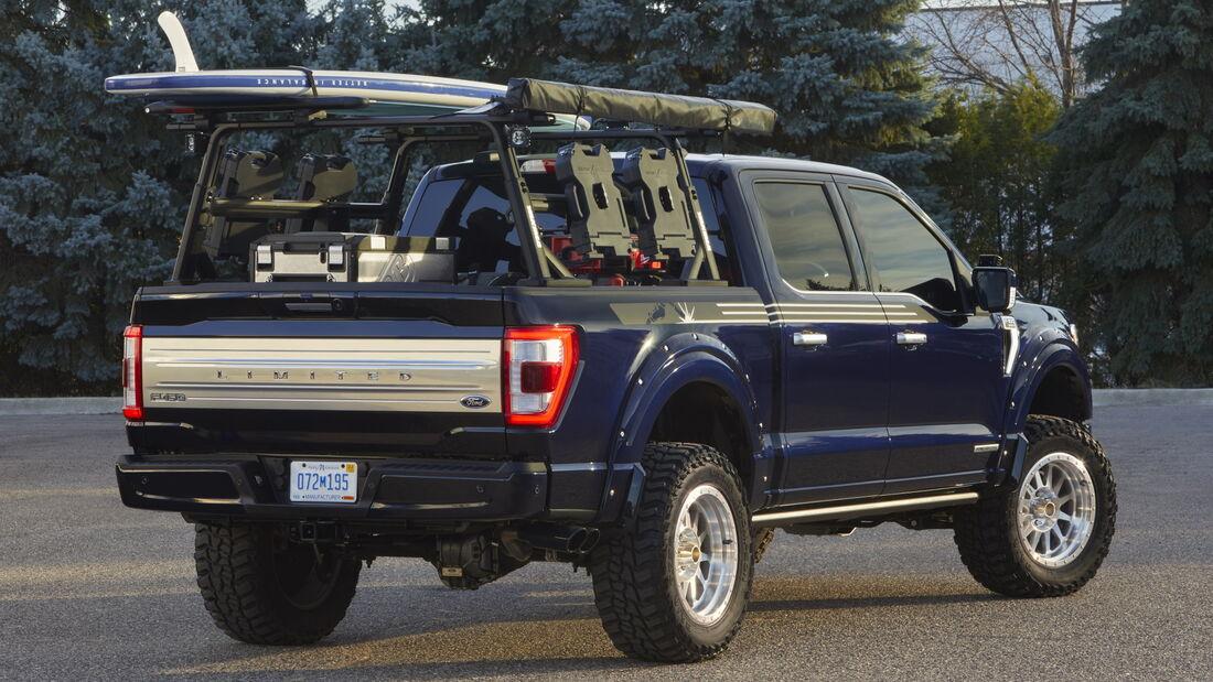 11/2020, Ford F-150 auf der SEMA 2020