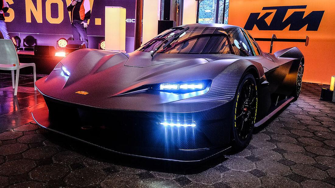 11/2020, KTM X-Bow GT2 Concept