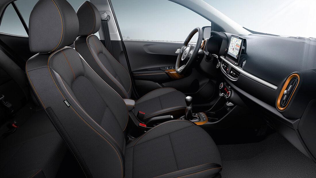 11/2020, Kia Picanto Modelljahr 2021