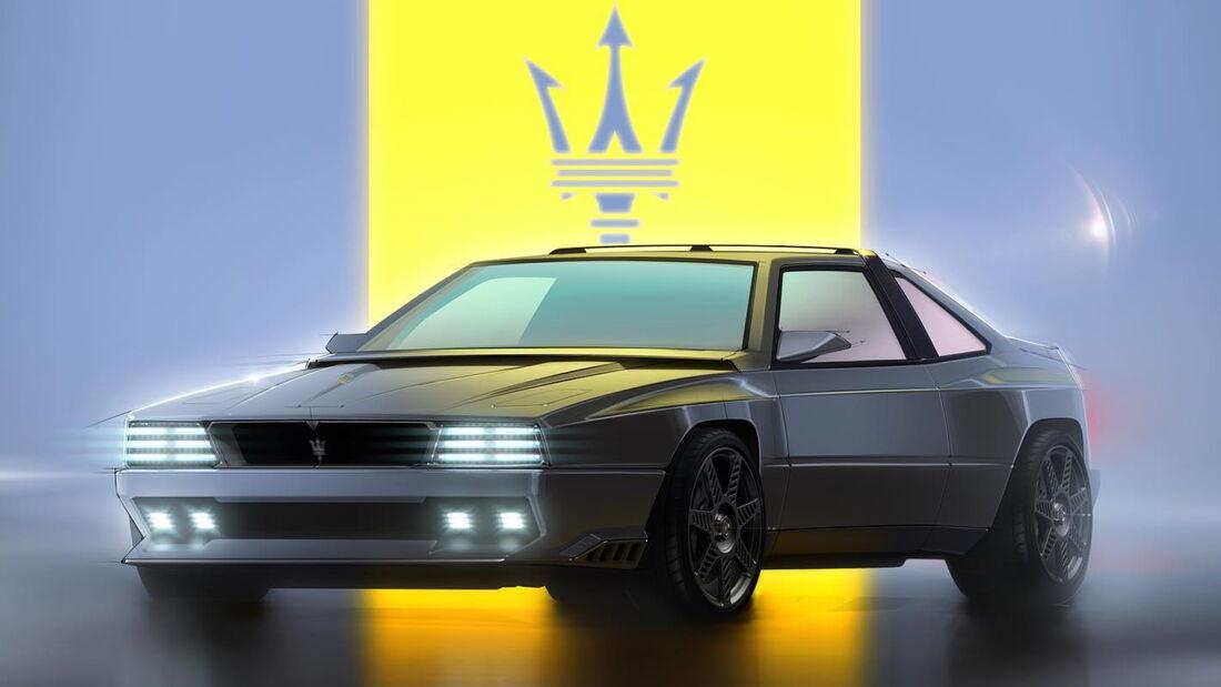 11/2020, Maserati Shamal Project Rekall
