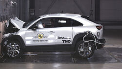 11/2020, Mazda MX-30 EuroNCAP Crashtest