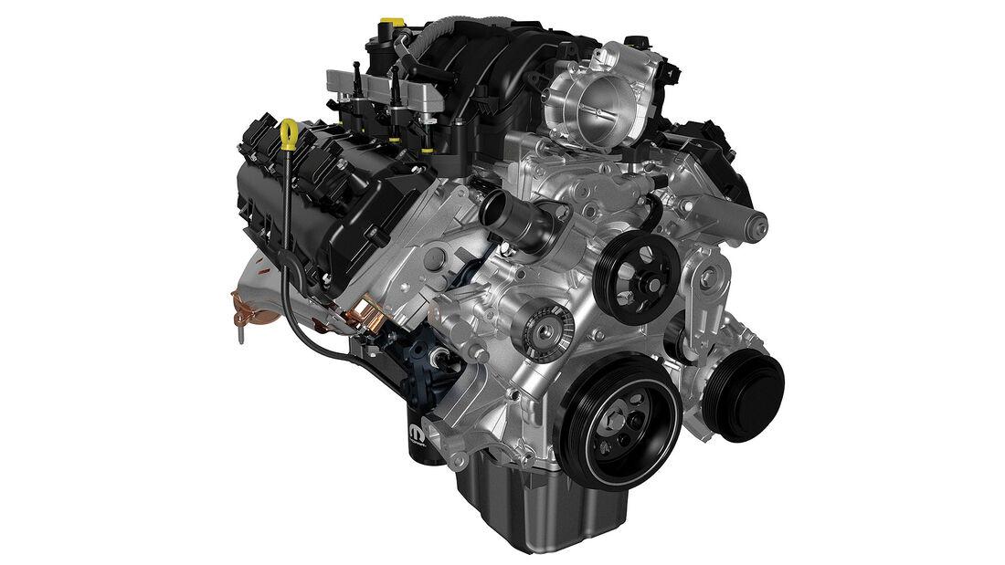 11/2020, Mopar 5,7 Liter Hemi V8 Crate Engine