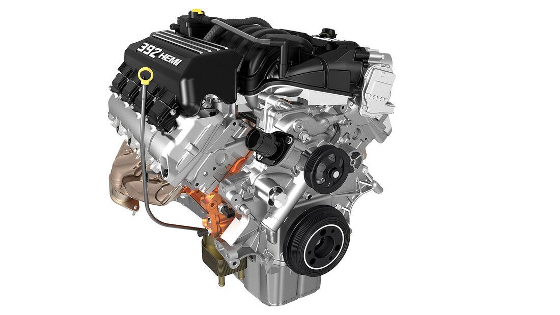 11/2020, Mopar 6,4 Liter Hemi V8 Crate Engine