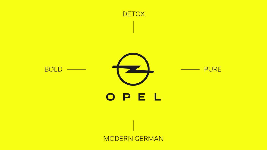 11/2020, Opel neues Logo