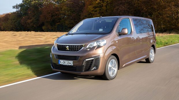 11/2020, Peugeot Traveller