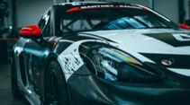 11/2020, Porsche 718 Cayman GT4 Clubsport Trackday MR