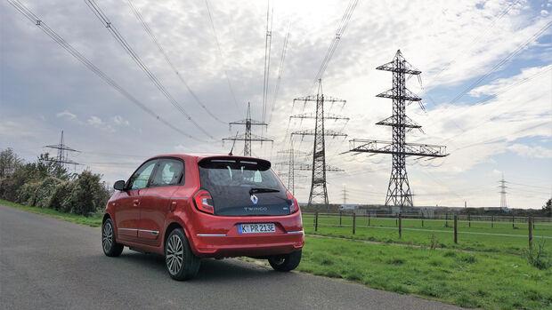 11/2020, Renault Twingo Electric