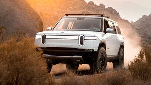 11/2020, Rivian R1S Elektro-SUV