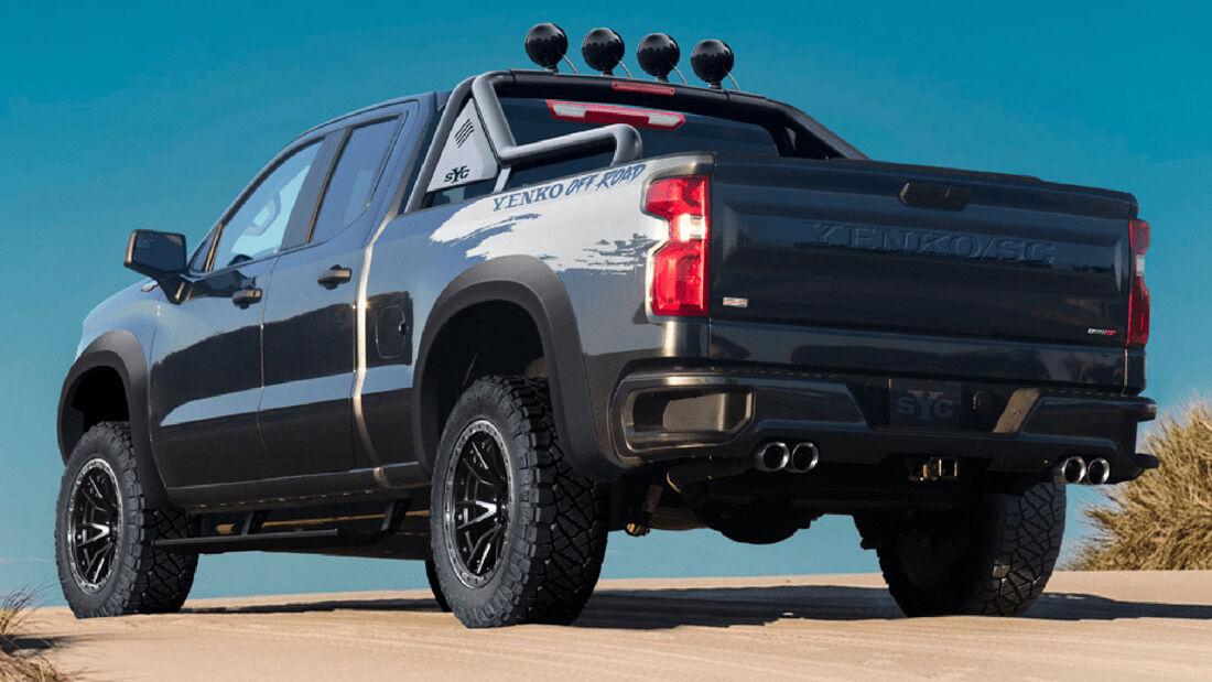 11/2020, SVE Chevrolet Silverado Yenko S/C Off-Road