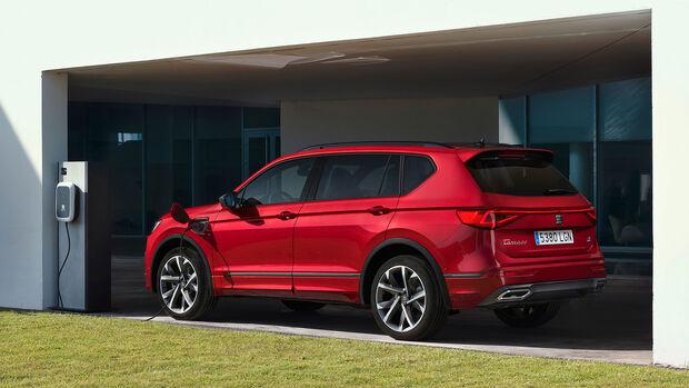 11/2020, Seat Tarraco E-Hybrid