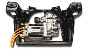 11/2020, Swindon Electric Powertrain Classic Mini