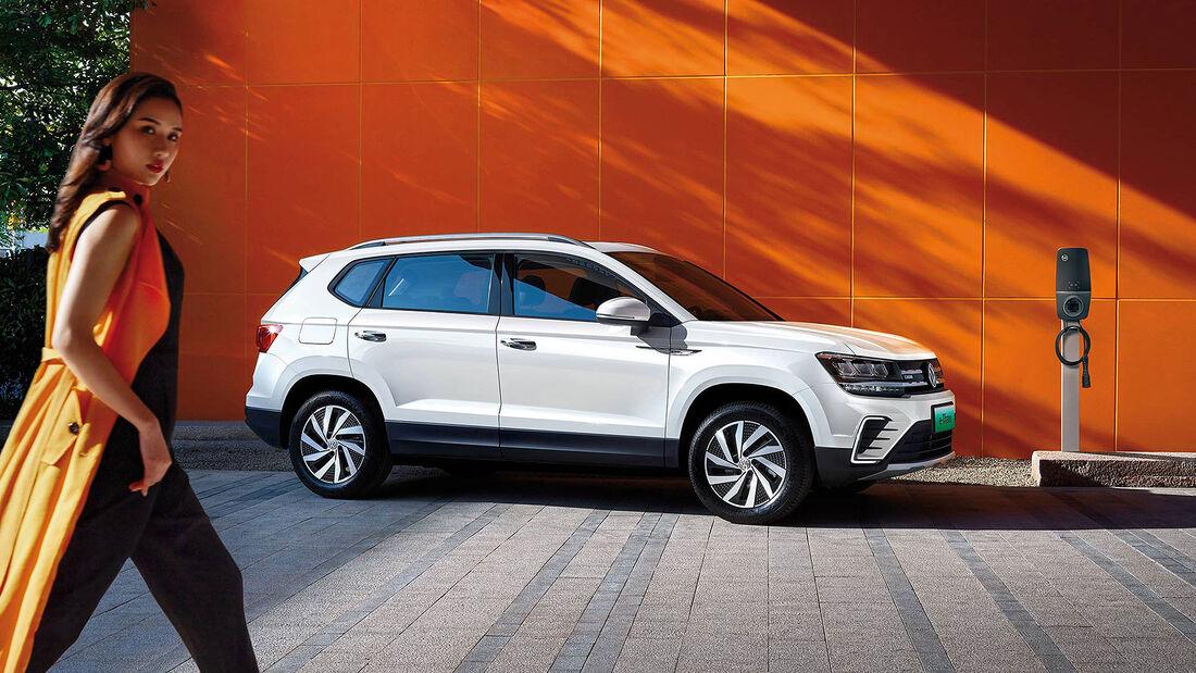 11/2020, VW E-Tharu MY2021 für China