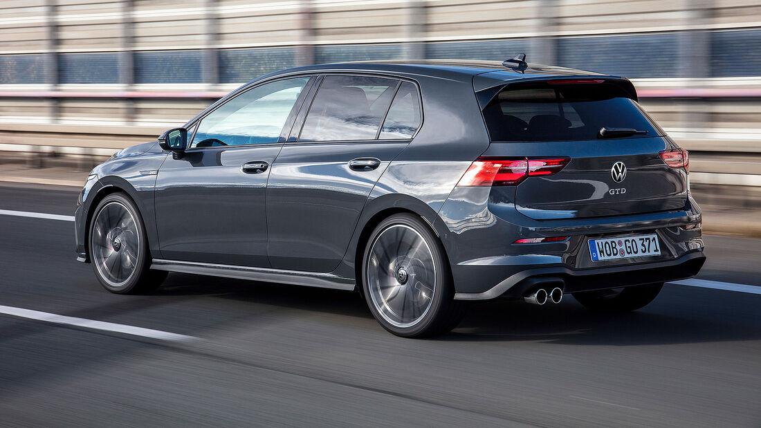 11/2020, VW Golf 8 GTD Fahrbericht