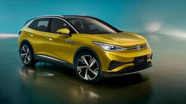 11/2020, VW ID.4 X für China