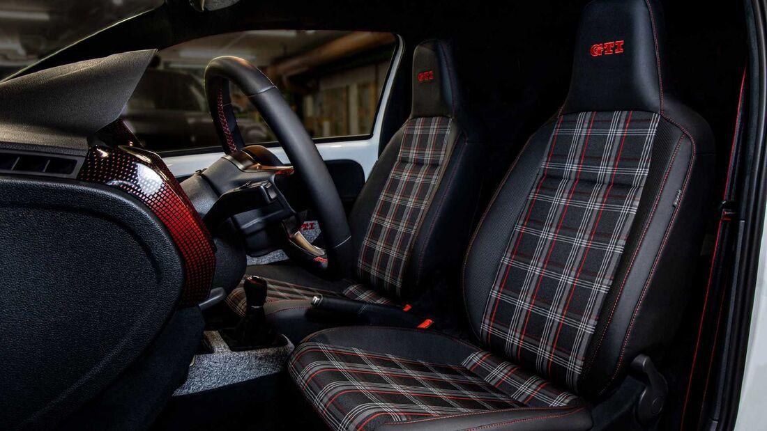 11/2020, VW Up GTI Vilner