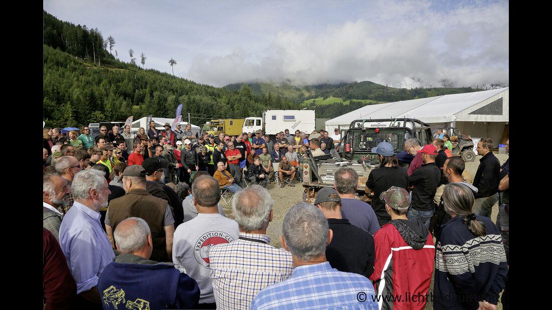 11. OTA Globetrotter-Rodeo am Erzberg