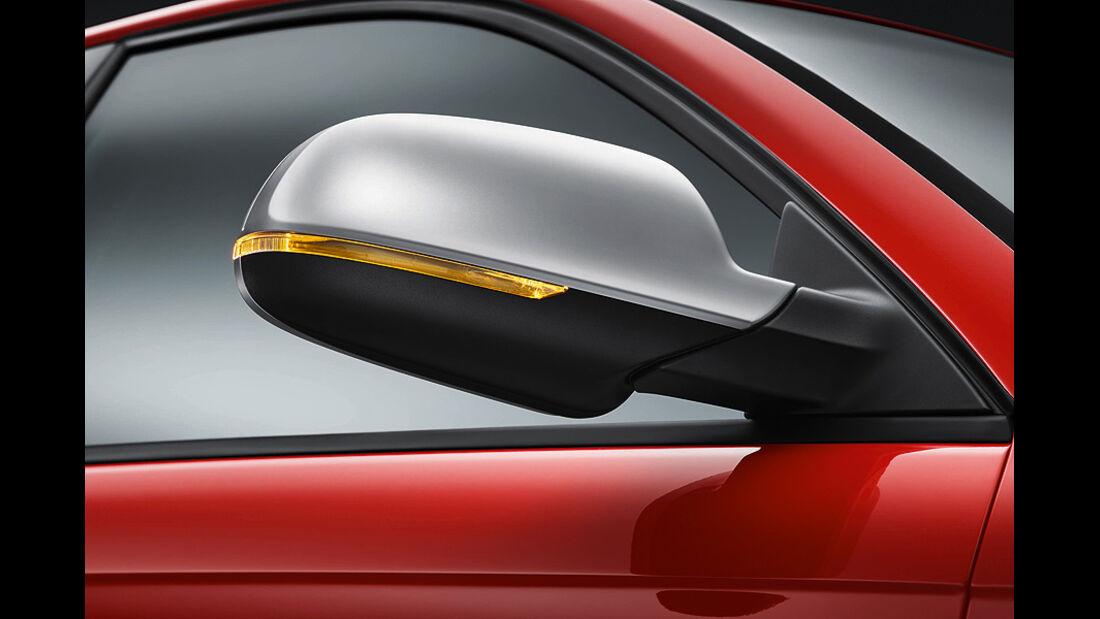 1110, Audi RS3, A3, Audi, Kompaktsportler. Außenspiegel