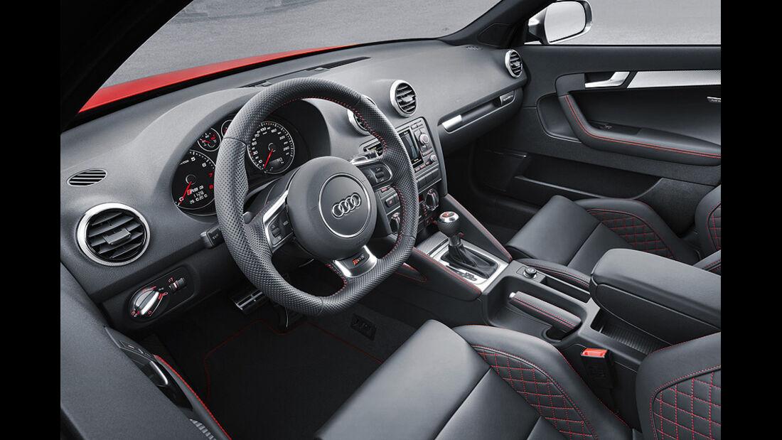 1110, Audi RS3, A3, Audi, Kompaktsportler, Lenkradspange
