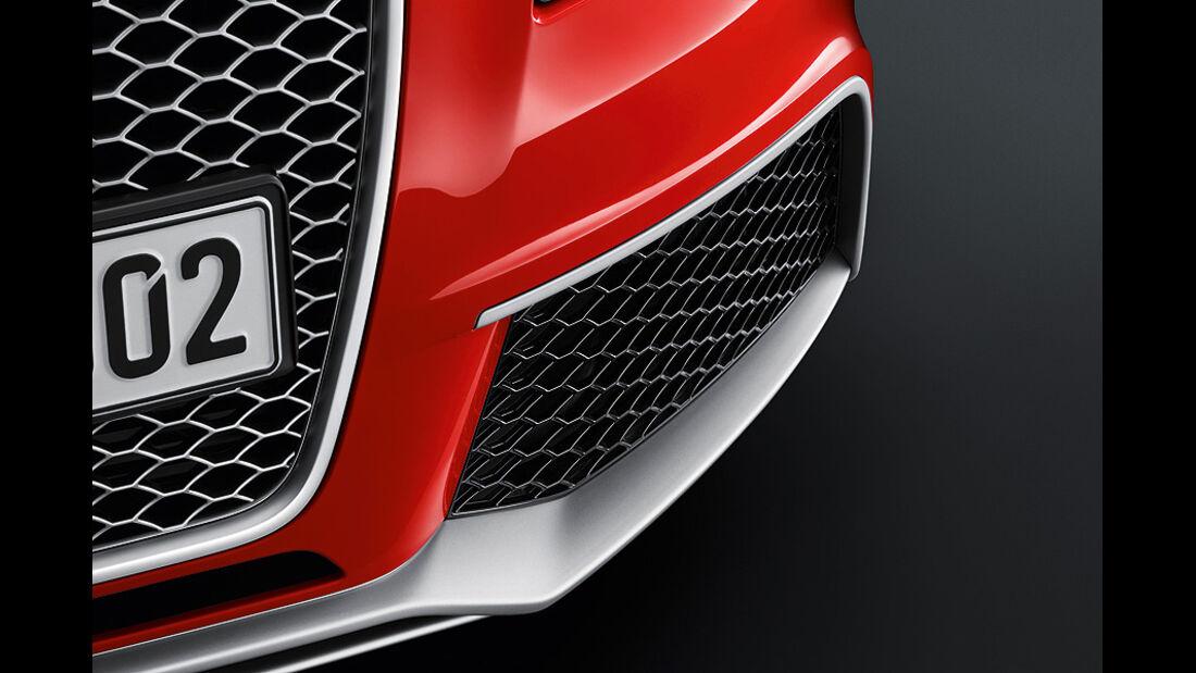 1110, Audi RS3, A3, Audi, Kompaktsportler, Lufteinlass