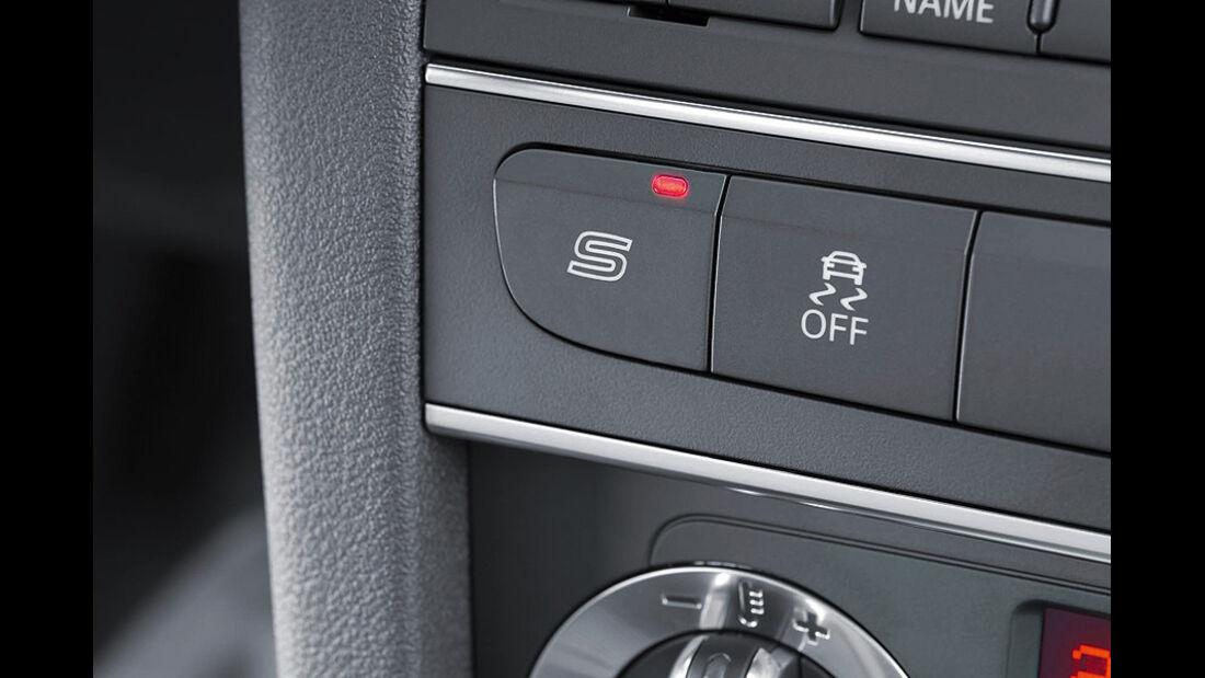 1110, Audi RS3, A3, Audi, Kompaktsportler, S-Modus, Schalter ESP aus