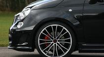 1110, Novitec Fiat 500 Abarth, Felge
