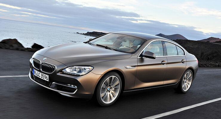 12/2011 BMW 6er Gran Coupé