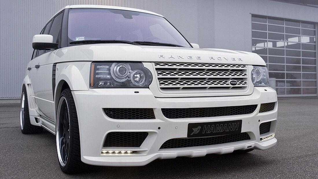 12/2011 Hamann Range Rover 5.0i Supercharged