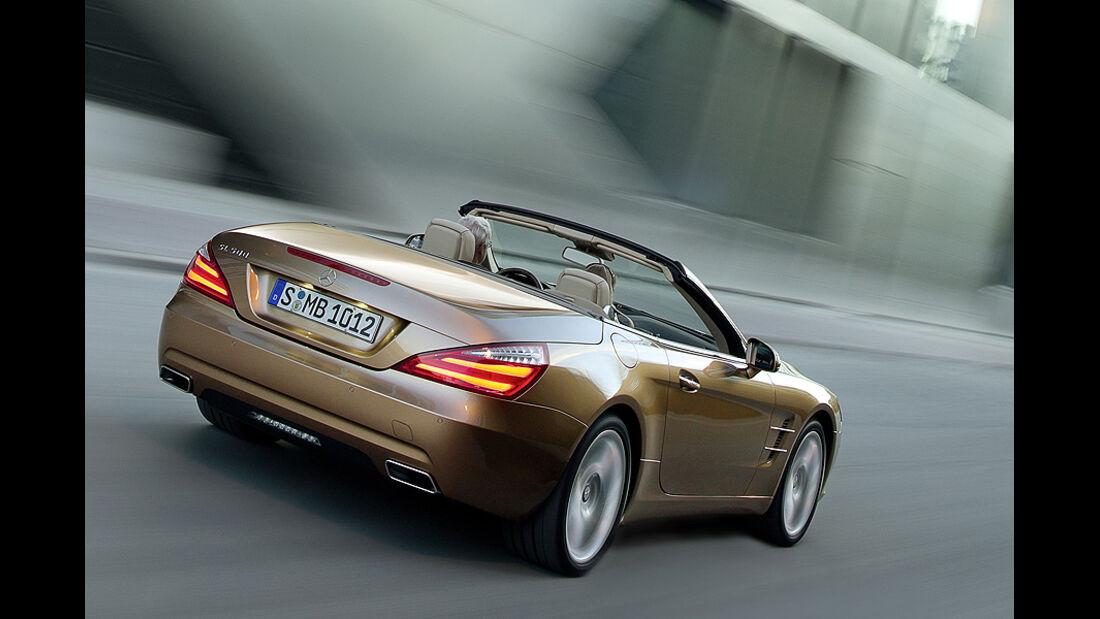 12/2011 Mercedes SL