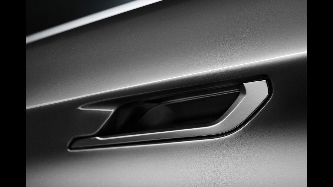 12/2012 BMW Concept 4er Coupé, Türgriff