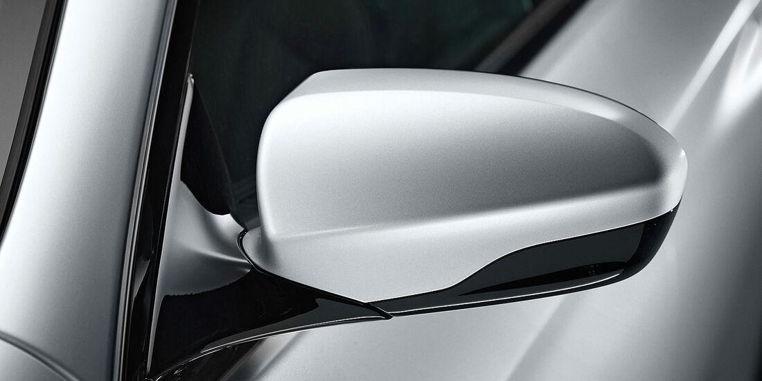 12/2012 BMW M6 Gran Coupé, Außenspiegel