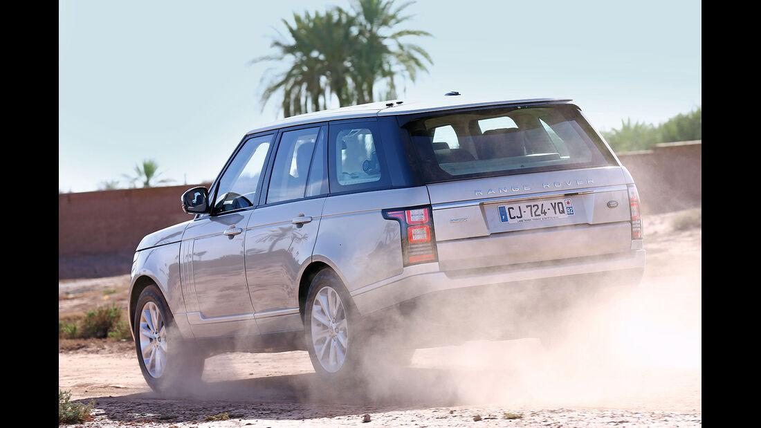 12/2012 ams27/2012, Fahrbericht Range Rover