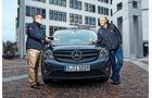 12/2012 ams27/2012, Vergleichstest Mercedes Citan 109 CDI Jens Katemann, Bernd Stegemann