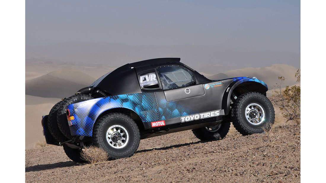 12/2013, Dakar 2014 Vorschau, BJ Baldwin