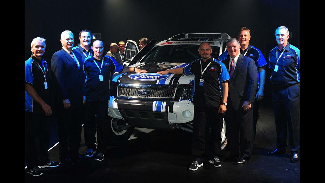 12/2013, Dakar 2014 Vorschau, Ford