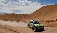 12/2013, Dakar 2014 Vorschau, Mini