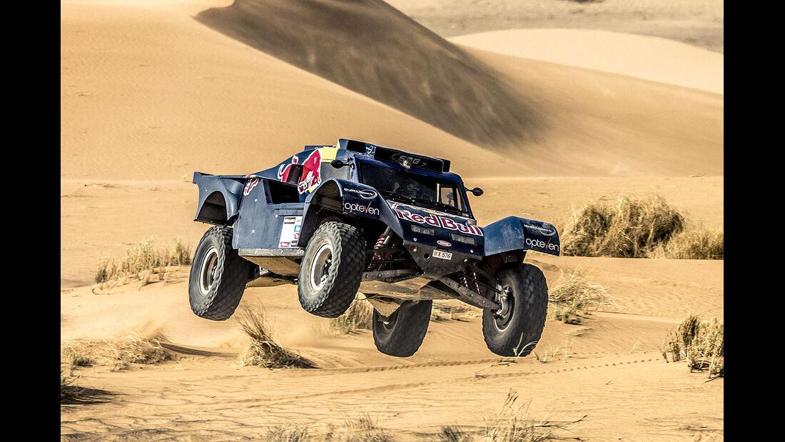 12/2013, Dakar 2014 Vorschau, Sainz Buggy