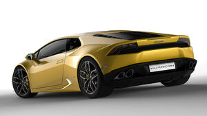 12/2013 Lamborghini Huracán, Sperrfrist 20.12.2013 09.00 Uhr