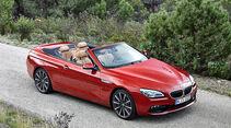 12/2014, BMW 6er Cabrio Facelift